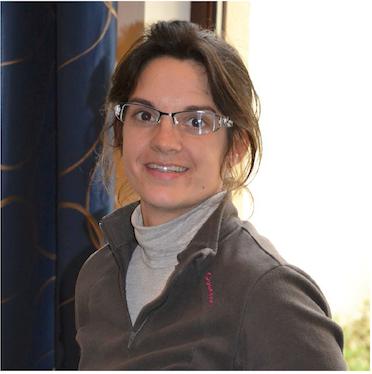 Juana Hemery - Trésorière 2019 - Jeune Chambre Economique de Montargis