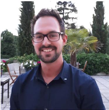 Mickaël Brin - Vice Président Formation 2019 - Jeune Chambre Economique de Montargis
