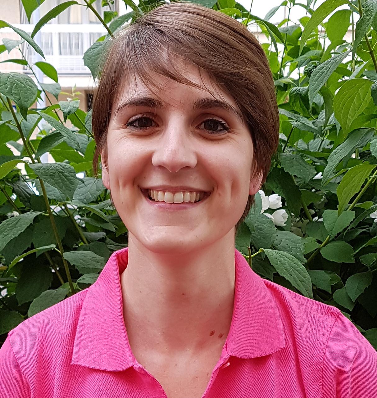 Charline Lefèvre - Présidente 2019 - Jeune Chambre Economique de Montargis