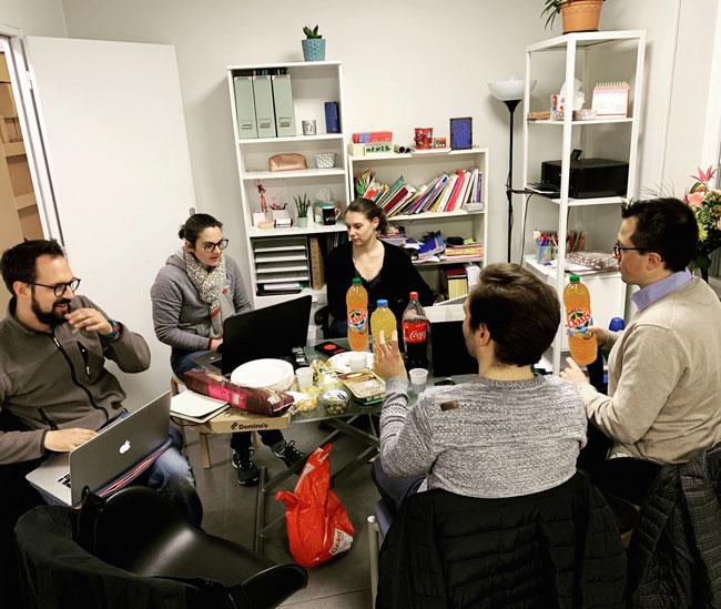 Energisons - Ciné Débat - Jeune Chambre Economique de Montargis