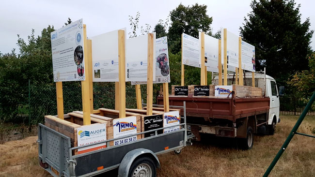 Graine d'Idee - Jardinieres Totems - JCE Montargis