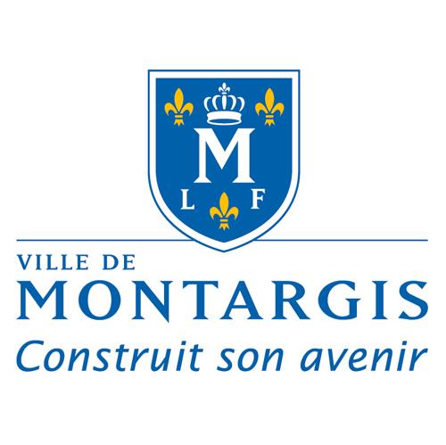 Logo Mairie Montargis