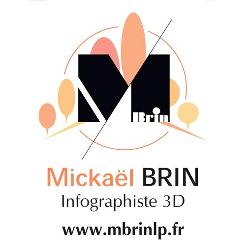 Mickael Brin, Infographiste 3D - Partenaire Graines d'Idées - JCE Montargis